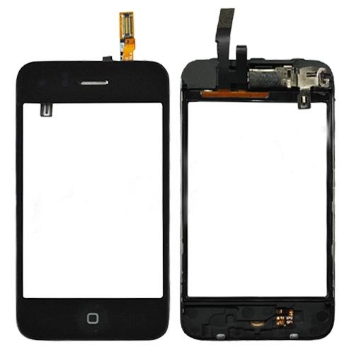 APPLE İPHONE 3G ÇERÇEVELİ FULL DOKUNMATİK