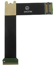 SAMSUNG C3750 ORJ FİLM FLEX CABLE