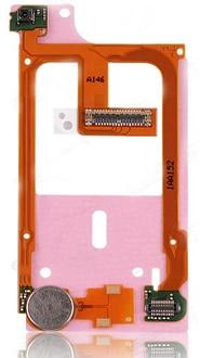 NOKİA 3710 ORJİNAL KAMERA İÇ KULAKLIK LCD FİLMİ FLEX CABLE
