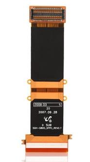 SAMSUNG G800 ORJİNAL FİLM FLEX CABLE