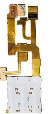 NOKİA 8600 LUNA ORJİNAL FİLM FLEX CABLE