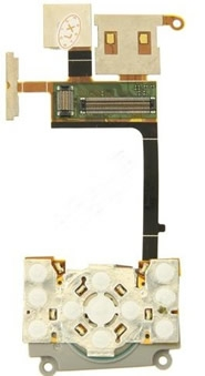 SONY ERİCSSON S500, W580 TUŞ BORDLU FİLM FLEX CABLE