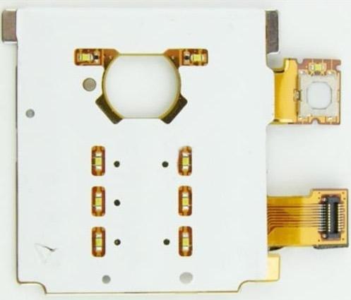 Sony Ericsson K750i Tuş Bordu