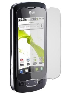 LG P500, P503 EKRAN KORUYUCU JELATİN