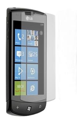 LG E900 EKRAN KORUYUCU JELATİN .