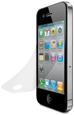 İPHONE 4/4S MAT EKRAN KORUYUCU FİLM JELETİN