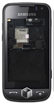 SAMSUNG S8000 KASA/KAPAK TUŞ
