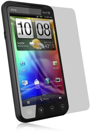 HTC EVO 3D G17 PG86100 EKRAN KORUYUCU FİLM JELATİN