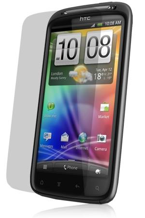 HTC SENSATİON 4G/ Z710E G14 SENSATİON XE G18 PG58130 EKRAN KORUYUCU FİLM JELATİN
