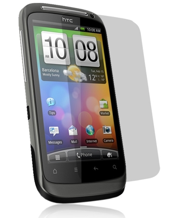 HTC S710E INCREDİBLE S PG32130 G11 EKRAN KORUYUCU FİLM JELATİN
