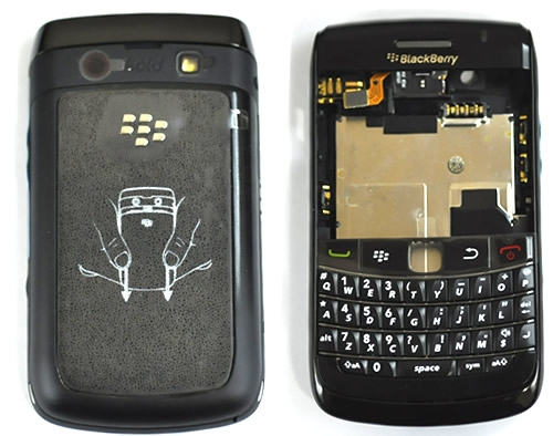 BLACKBERRY 9780 FULL KASA/ KAPAK TUŞ