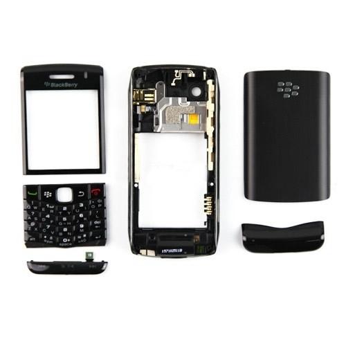 BLACKBERRY PEARL 3G 9100 ORJ FULL KASA/KAPAK/TUŞ