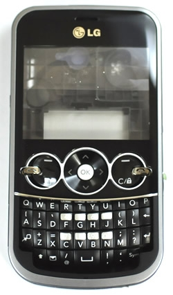 LG GW300 ORJİNAL FULL KASA/KAPAK/TUŞ