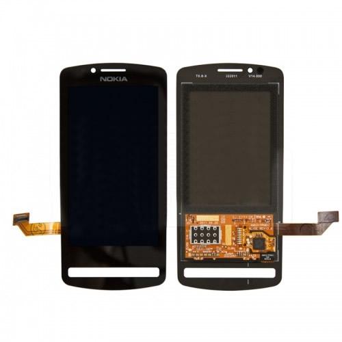 NOKİA N700 ORJ LCD DOKUNMATİK EKRAN