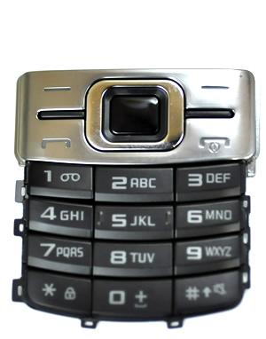 SAMSUNG C3010 ORJİNAL TUŞ/KEYPAD