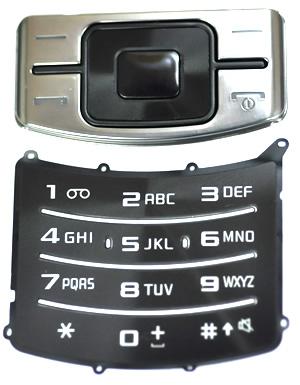 SAMSUNG C3050/C3053 ORJİNAL TUŞ/KEYPAD