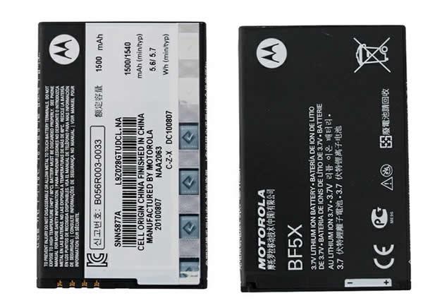 MOTOROLAMB520 MB525 XT531 ME525 ME525 ME863 BFX5 ORJİNAL PİL/BATARYA