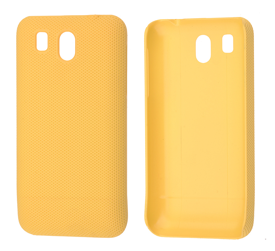 HTC A6363 LEGEND, G6 (PB76100) NOKTA DESENLİ RUBBER KILIF