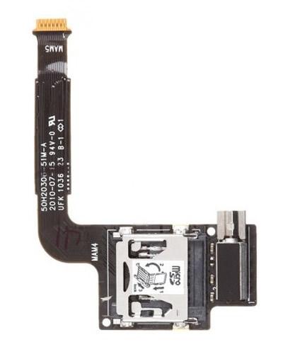 HTC A7272 DESİRE Z G2 (PC10110) ORJİNAL SİM KART OKUYUCU FİLM