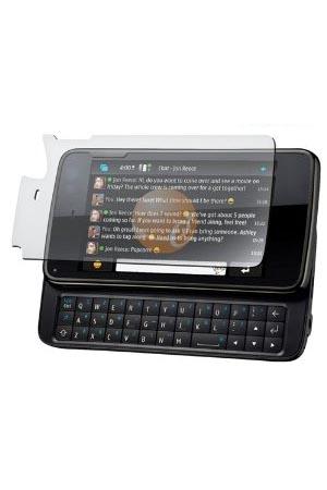 NOKİA N900 EKRAN KORUYUCU JELATİN