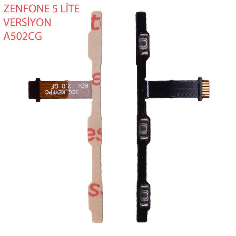 ASUS ZENFONE 5 LİTE A502CG ORJ ON OFF YAN SES FİLMİ