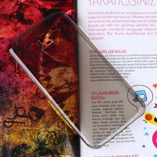 SAMSUNG GALAXY J7 0.20MM SPADA SOFT SİLİKON KILIF