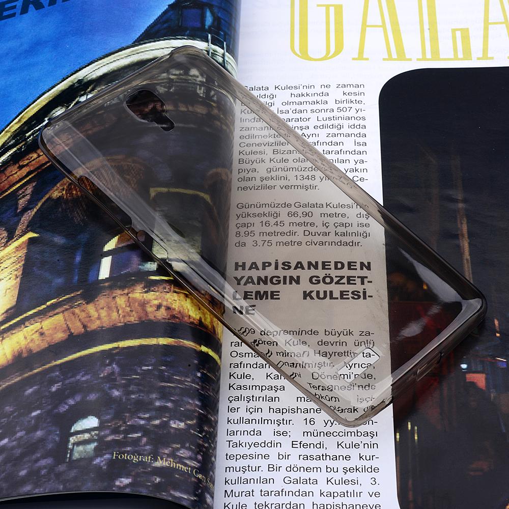 XİAOMİ REDMİ NOTE SPADA KRİSTAL SOFT SİLİKON KILIF