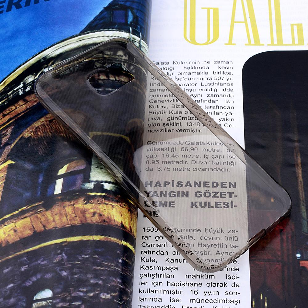 SAMSUNG GALAXY S6 SPADA ULTRA SLİM SOFT SİLİKON KILIF