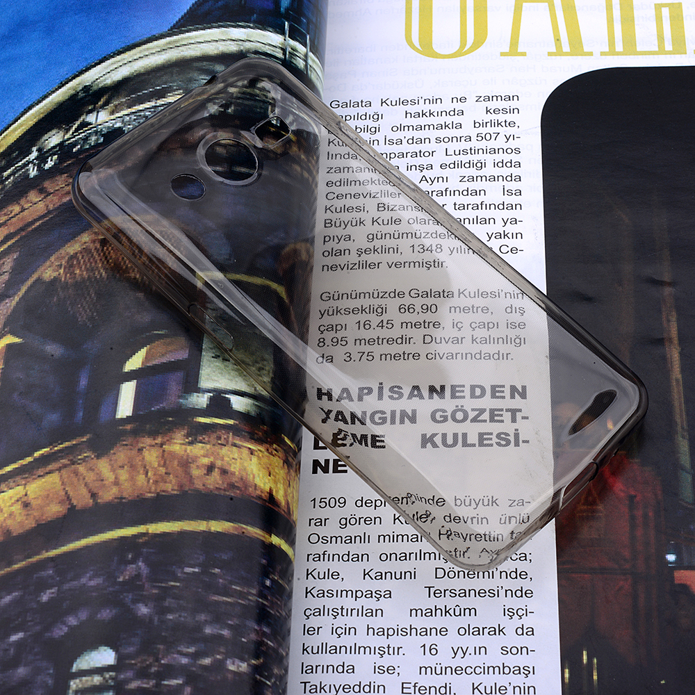 SAMSUNG GALAXY CORE II G355H SPADA KRİSTAL SOFT SİLİKON KILIF