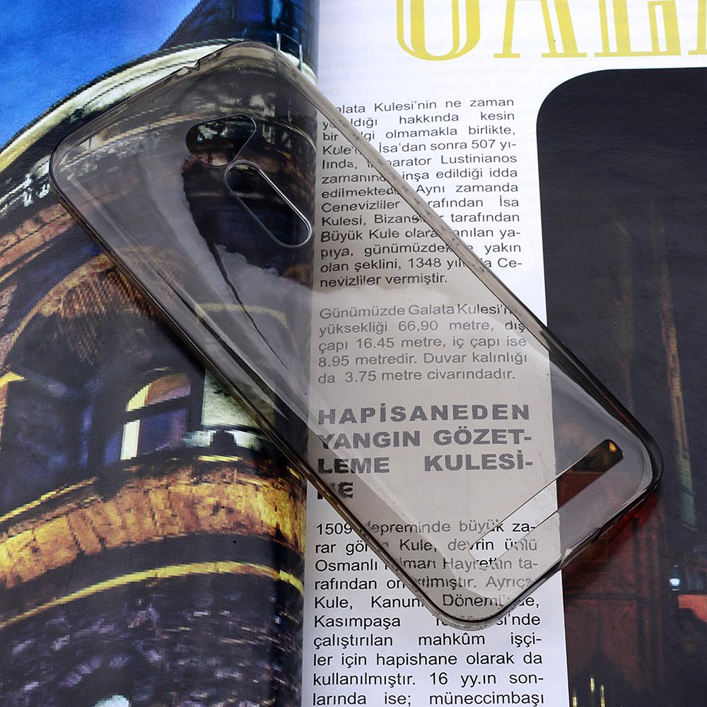 ASUS ZENFONE 2 5.0 SPADA KRİSTAL SOFT SİLİKON KILIF