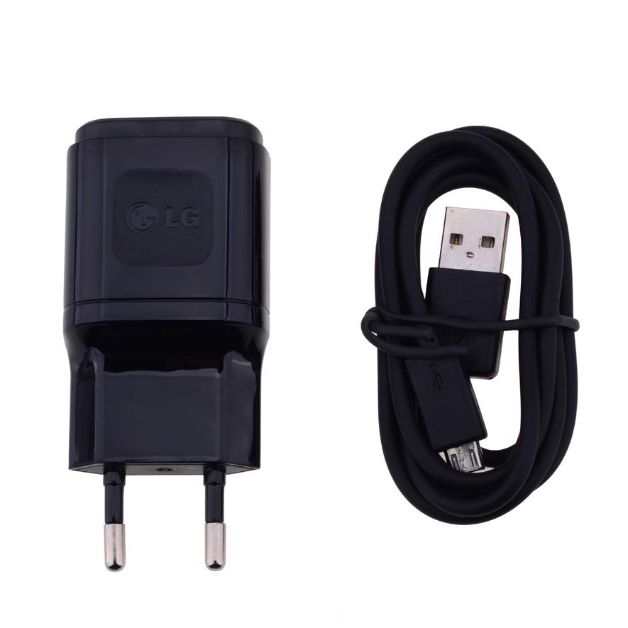 LG MCS-04ER G2 G3 G4 ORJİNAL ŞARJ ADEPTOR VE USB KABLO ŞARJ ALETİ