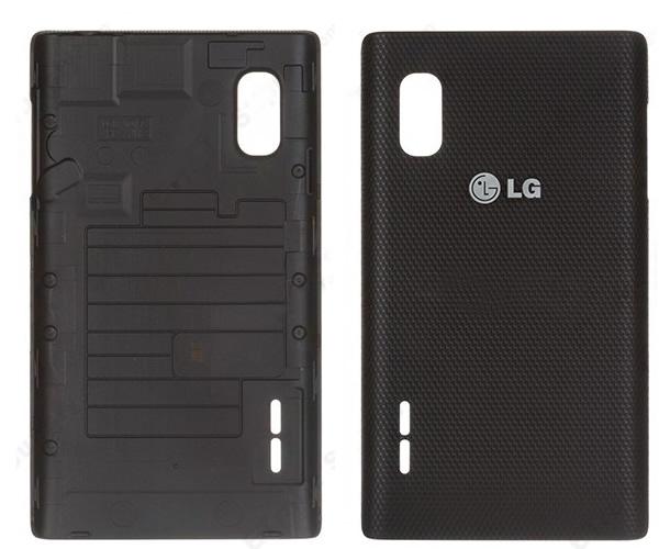 LG E610 E612 OPTİMUS L5 ORJ ARKA PİL BATARYA KAPAĞI