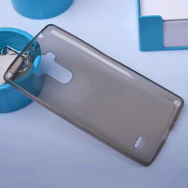 LG G4 STYLUS 20MM İNCE SPADA SOFT SİLİKON KILIF
