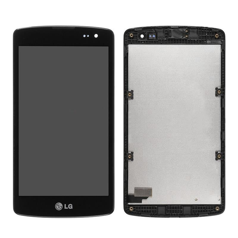 LG L FİNO D295 D290 ORJ EKRAN LCD VE DOKUNMATİK ÇITALI