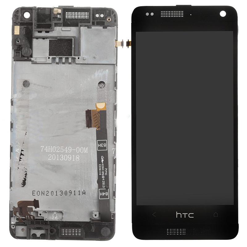 HTC ONE MİNİ M4 ORJ EKRAN DOKUNMATİK ÇITALI