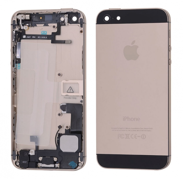 APPLE İPHONE 5S FULL KASA KAPAK YEDEK PARÇALI