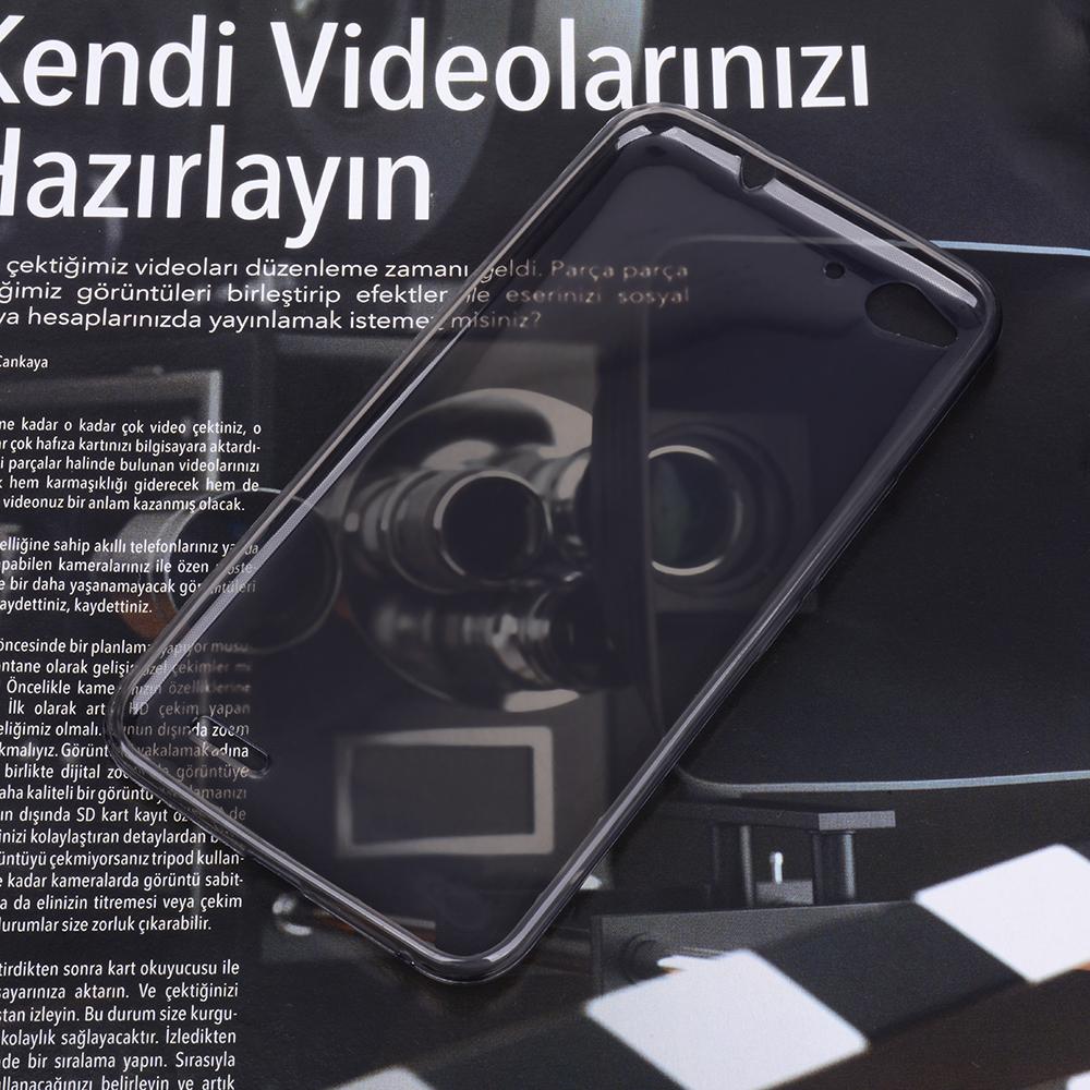 VODAFONE SMART 6 0.20MM İNCE SPADA SOFT SİLİKON KILIF