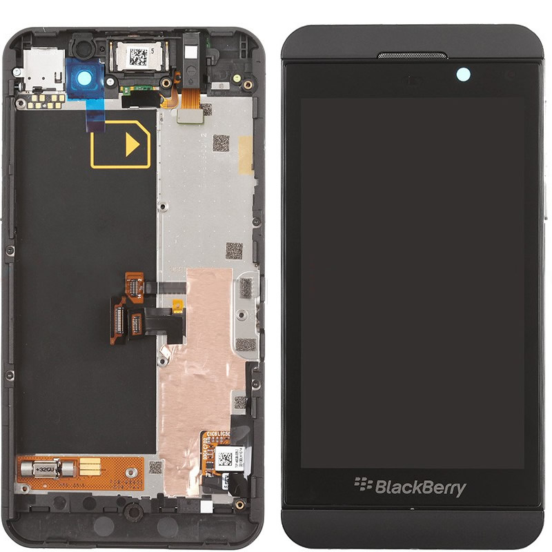 BLACKBERRY Z10 3G VERSİYON ORJ EKRAN DOKUNMATİK ÇITALI
