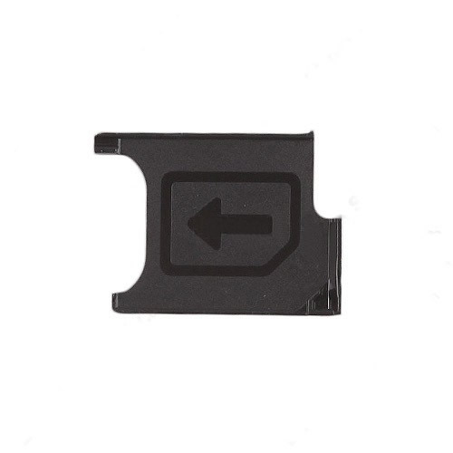 Sony Xperia Z Ultra Xl39  Orjinal Sim Kapağı Tutucu