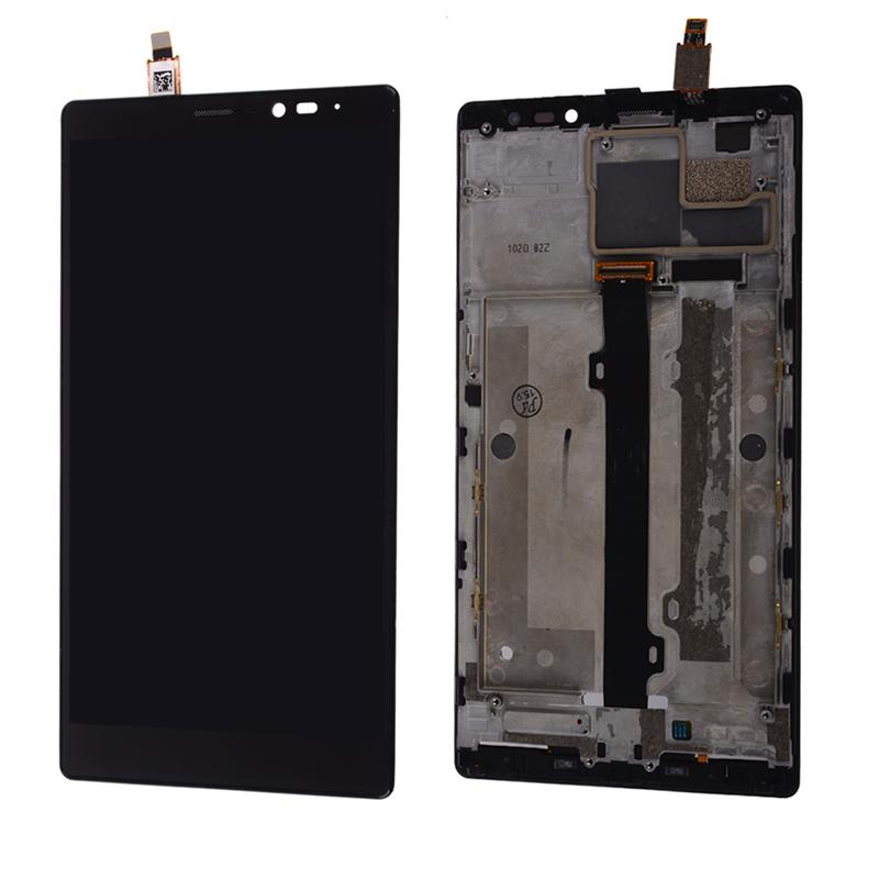 LENOVO VİBE Z2 PRO K920 ORJ EKRAN LCD DOKUNMATİK ÇITALI