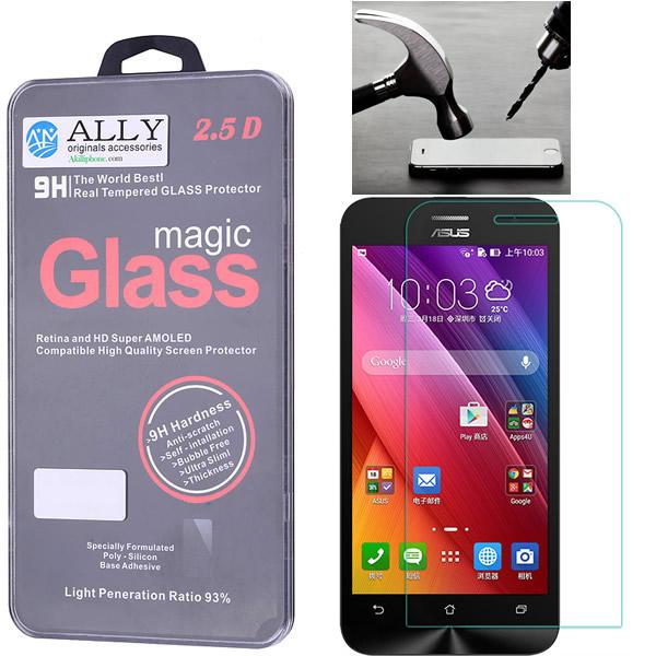 Asus Zenfone 2 5.5 İnch ZE551MI Kırılmaz cam ekran koruyucu
